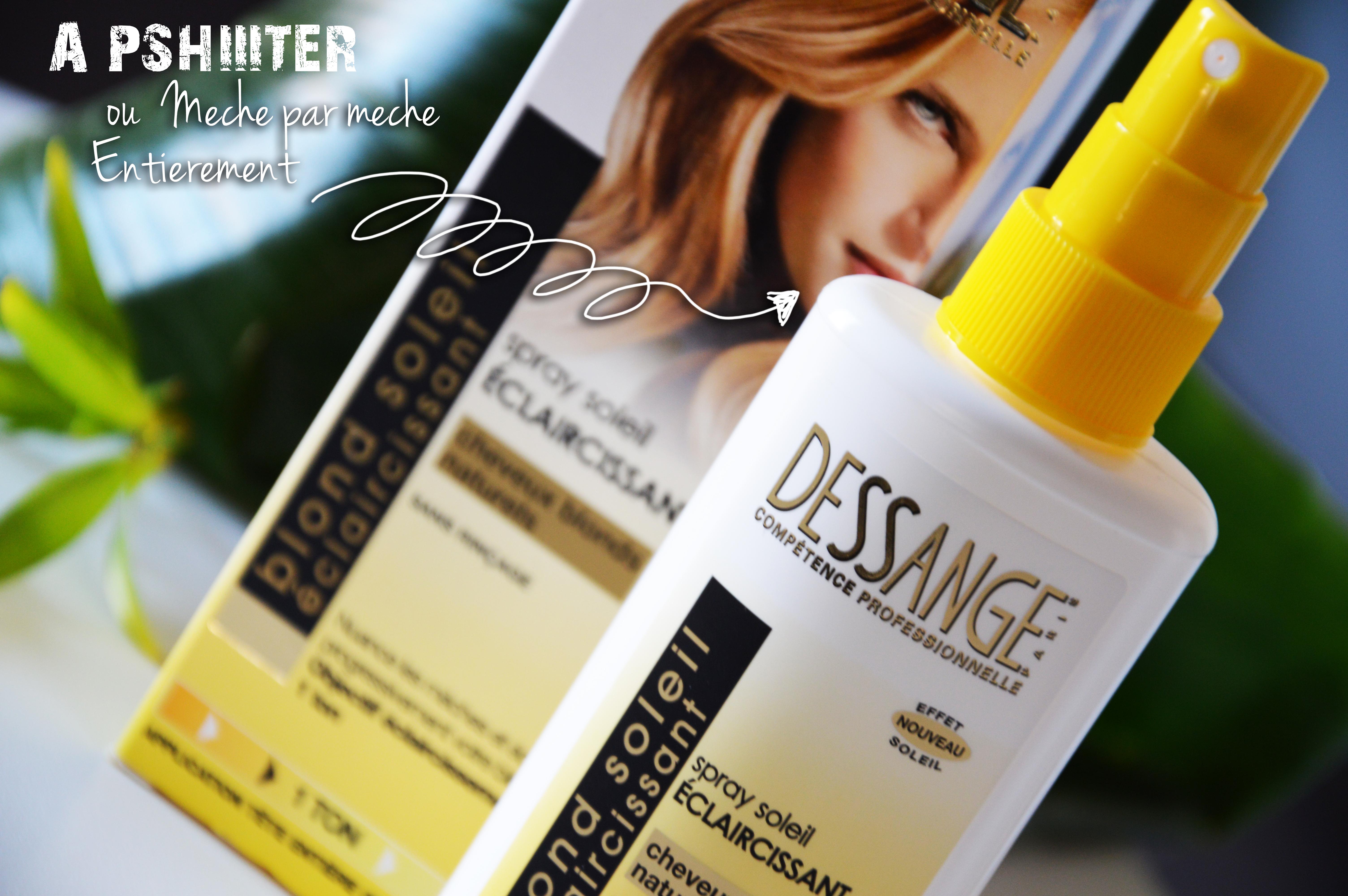 alittleb_blog_beaute_cheveux_spray_eclaircissant_dessange - Spray Colorant Pour Cheveux