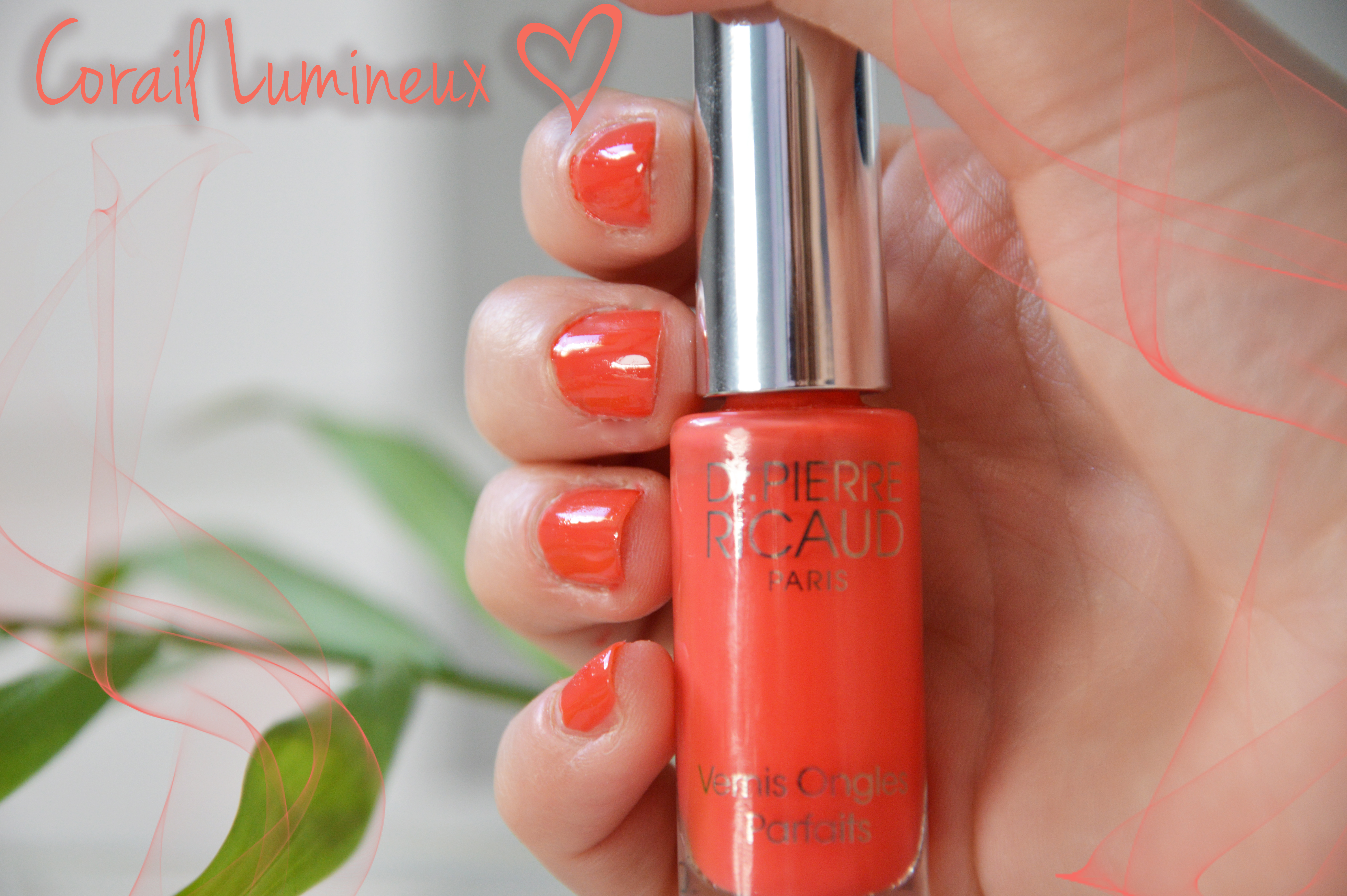 ALITTLEB_BLOG_BEAUTE_COLLECTION_UN_AIR_D_ETE_DR_PIERRE_RICAUD_CORAIL_LUMINEUX_VERNIS