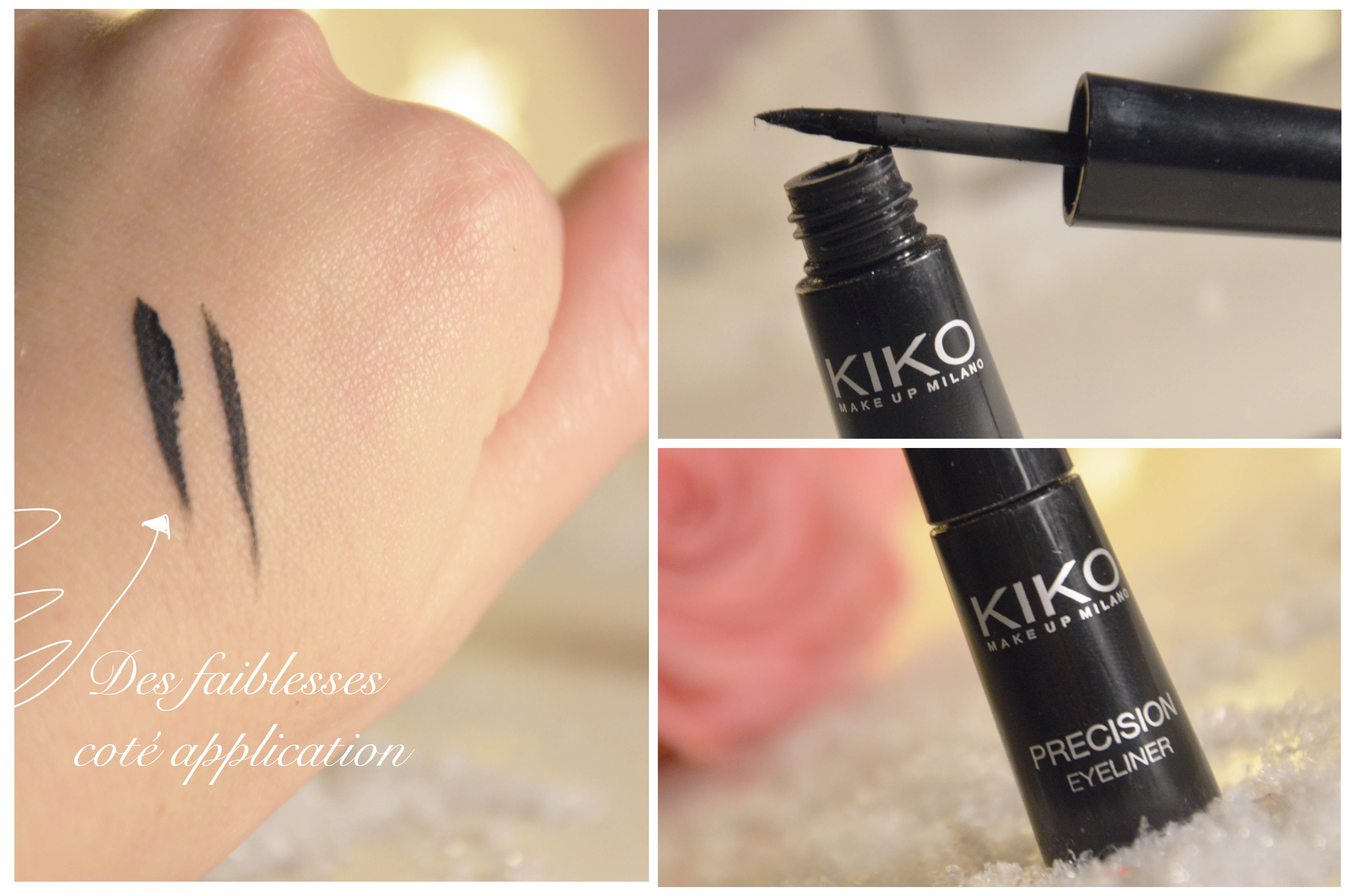 ALITTLEB_BLOG_BEAUTE_MES_DECEPTIONS_MAKEUP_FLIP_FLOP_KIKO_EYELINER_PRECISION_APPLICATION_EMBOUT