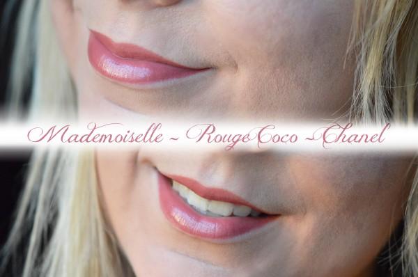 Ces photos ont été prises au moment du couché de soleil, du coup Mademoiselle à l'air un chouïa plus rosé qu'en réalité...