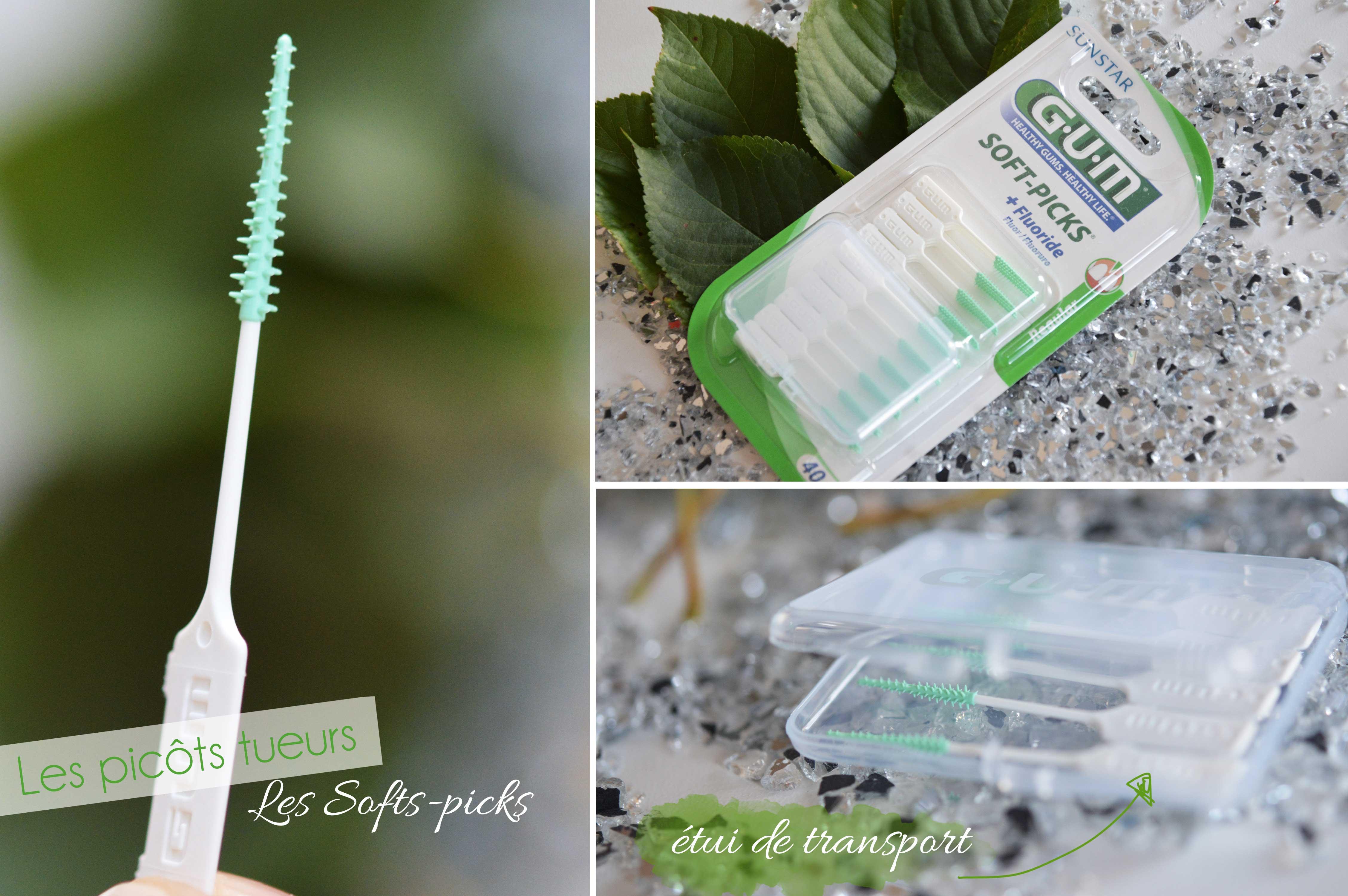 brosses à dents gum
