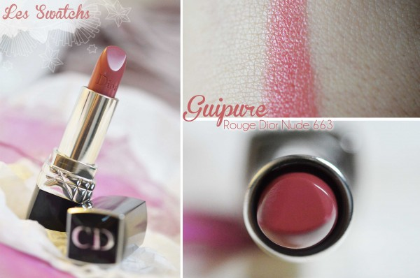 ALITTLEB_BLOG_BEAUTE_ROUGE_DIOR_NUDE_GUIPURE_PAS_SI_NUDE_QUE_CA_SWATCH_GUIPURE3