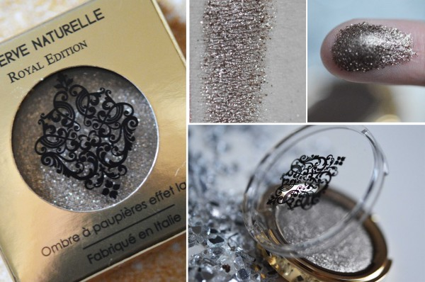 ALITTLEB_BLOG_BEAUTE_ROYAL_EDITION_NOEL_LIKE_A_PRINCESS_AVEC_RESERVE_NATURELLE_OMBRE_EFFET_LAME_OR_ROI_SWATCH