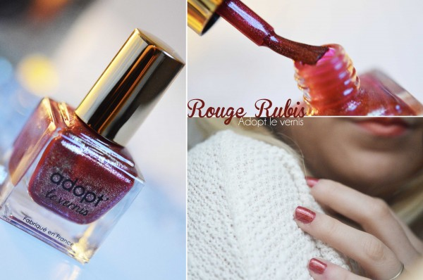 ALITTLEB_BLOG_BEAUTE_ROYAL_EDITION_NOEL_LIKE_A_PRINCESS_AVEC_RESERVE_NATURELLE_VERNIS_ROUGE_RUBIS_SWATCH