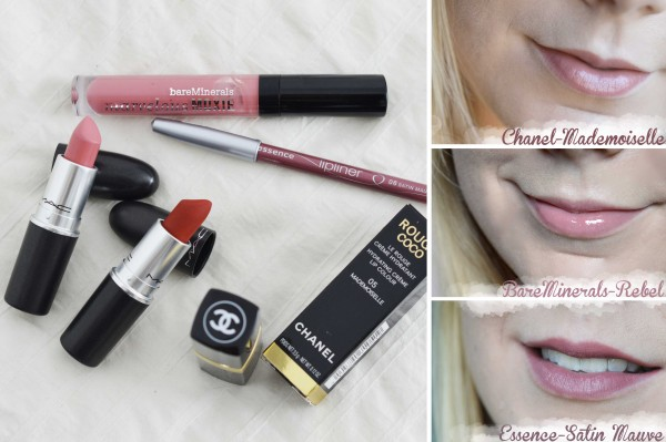 ALITTLEB_BLOG_BEAUTE_BEST_OF_FAVORIS_2014_MAKEUP_MAQUILLAGE_TOP_ESSENCE_SATIN_MAUVE_CHANEL_MADEMOISELLE_BAREMINERALS_REBEL