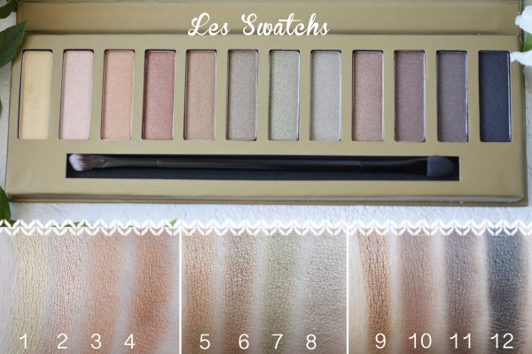 ALITTLEB_BLOG_BEAUTE_SAHARIAN_COLORS_CET_ETE_JE_SCINTILLE_PACKAGING_PALETTE_SWATCHS