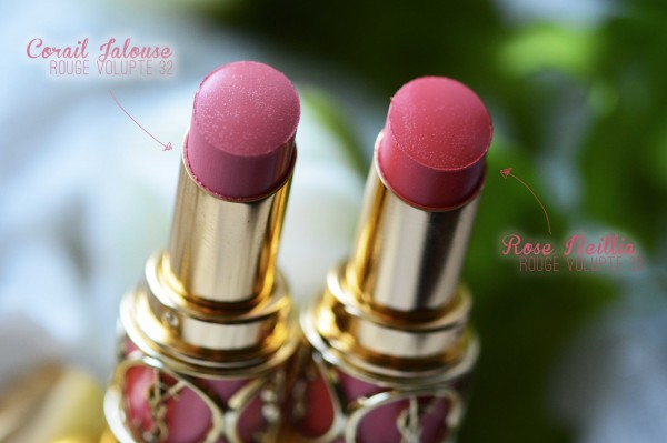 ALITTLEB_BLOG_BEAUTE_YVES_SAINT_LAURENT_ROUGE_VOLUPTE_CORAIL_JALOUSE_ROSE_NEILLIA_MES_TUBES_DE_LETE_ZOOM_RAISIN_COMPARATIF