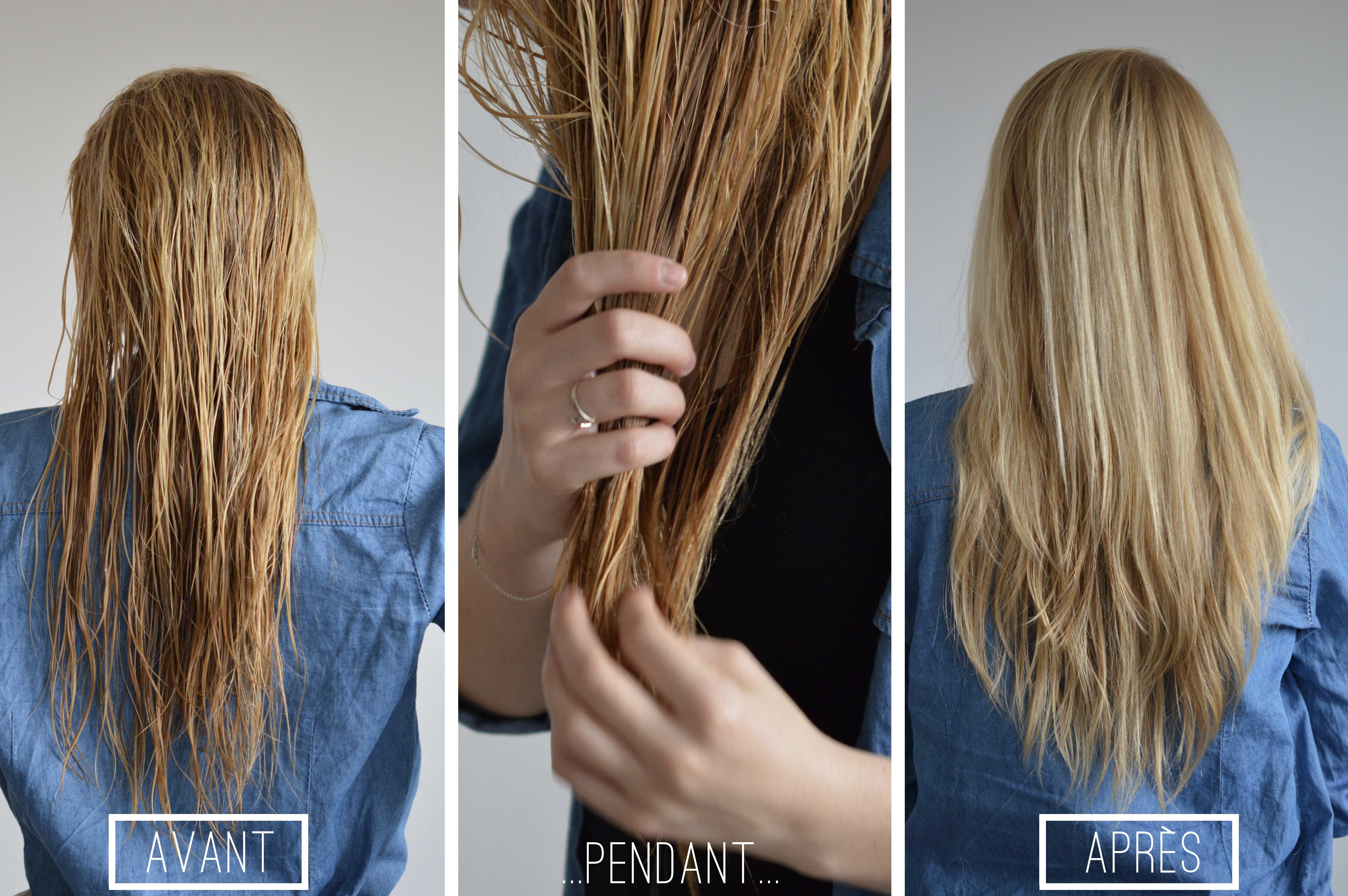Le masque de la vitamine e et et lhuile dolive pour les cheveux