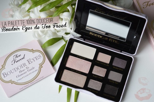 ALITTLEB_BLOG_BEAUTE_TOO_FACED_BOUDOIR_EYES_LA_PALETTE_100_POUR_100_DOUCEUR