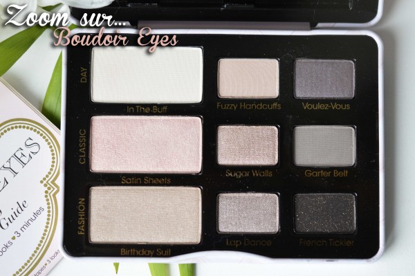 ALITTLEB_BLOG_BEAUTE_TOO_FACED_BOUDOIR_EYES_LA_PALETTE_100_POUR_100_DOUCEUR_ZOOM_PALETTE_FARDS