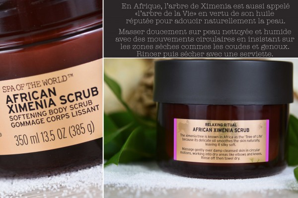 ALITTLEB_BLOG_BEAUTE_SPA_OF_THE_WORLD_LE_RITUEL_DETENTE_AVEC_THE_BODY_SHOP_GOMMAGE_SCRUB_AFRICAN_XIMENIA_TEXTE_RITUEL_RECONFORTANT