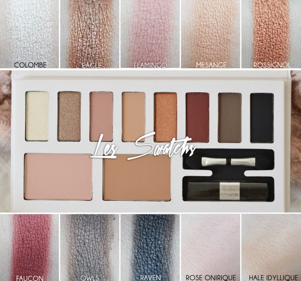 ALITTLEB_BLOG_BEAUTE_ADOPT_FEAT_SANDREA_UNE_PARENTHESE_DE_DOUCEUR_OH_MY_DREAM_PALETTE_SWATCHS