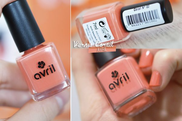 ALITTLEB_BLOG_BEAUTE_BIOTYFULL_BOX_EDITION_AVRIL_2016_LETHIQUE_AVRIL_VERNIS_CORAIL_SWATCH