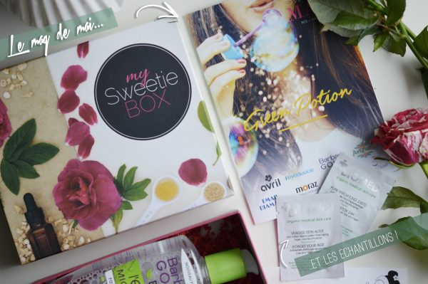 ALITTLEB_BLOG_BEAUTE_LYON_MY_SWEETIE_BOX_EDITION_MAI_2016_GREEN_POTION_BOX_BEAUTE_SWEETIE_MAG