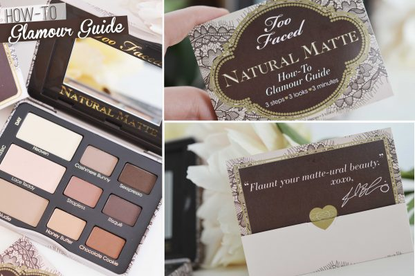 ALITTLEB_BLOG_BEAUTE_LYON_NATURAL_MATTE_TOO_FACED_REGARD_DE_VELOURS_POUR_TOUS_LES_JOURS_MATTE_URAL_MAKEUP_HOW_TO_GLAMOUR_GUIDE