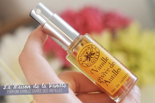 A little b blog beaut b b lyon ma boite beaut for Absolu de vanille la maison de la vanille