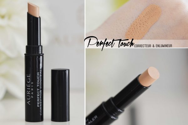 ALITTLEB_BLOG_BEAUTE_LYON_AURIEGE_SUNNY_LOOK_KIT_CONTOURING_JE_TESTE_PERFECT_TOUCH_ENLUMINEUR_CORRECTEUR_SWATCH