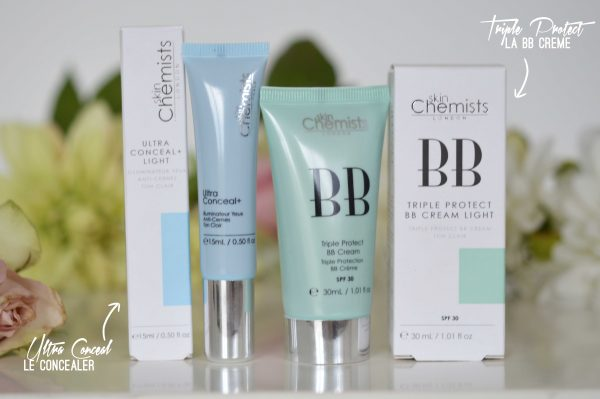 ALITTLEB_BLOG_BEAUTE_LYON_SKIN_CHEMISTS_MES_INDISPENSABLES_TEINT_DUO_BB_CREAM_CONCEALER