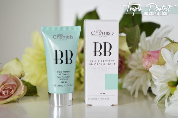 ALITTLEB_BLOG_BEAUTE_LYON_SKIN_CHEMISTS_MES_INDISPENSABLES_TEINT_TRIPLE_PROTECT_BB_CREAM