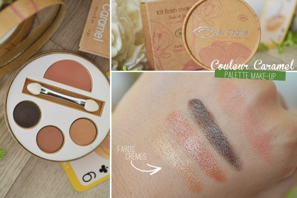 alittleb_blog_beaute_lyon_biotyfull_box_edition_septembre_2016_la_naturelle_couleur_caramel_kit_flash_makeup_yeux_joues_swatchs