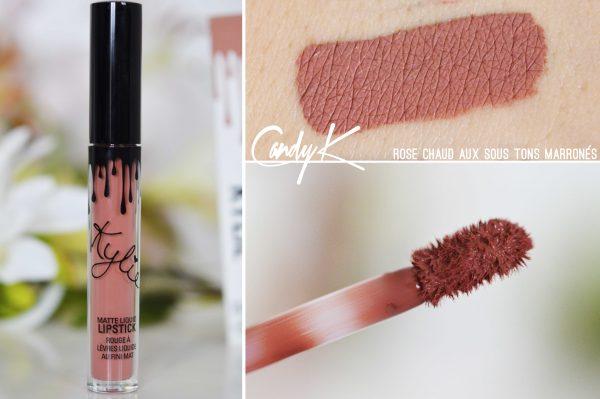 alittleb_blog_beaute_lyon_kylie_liquid_matte_lipstick_teste_et_approuve_swatch_candy-k_zoom