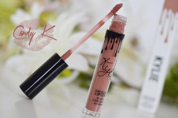 alittleb_blog_beaute_lyon_kylie_liquid_matte_lipstick_teste_et_approuve_swatch_candy-k_zoom_tube