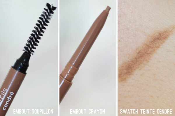 alittleb_blog_beaute_lyon_peggy_sage_makeup_de_fete_cocreatrices_smoky_eyes_and_nude_lips_crayon_sourcils_cendre_swatch