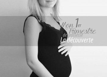 mon premier trimestre de grossesse