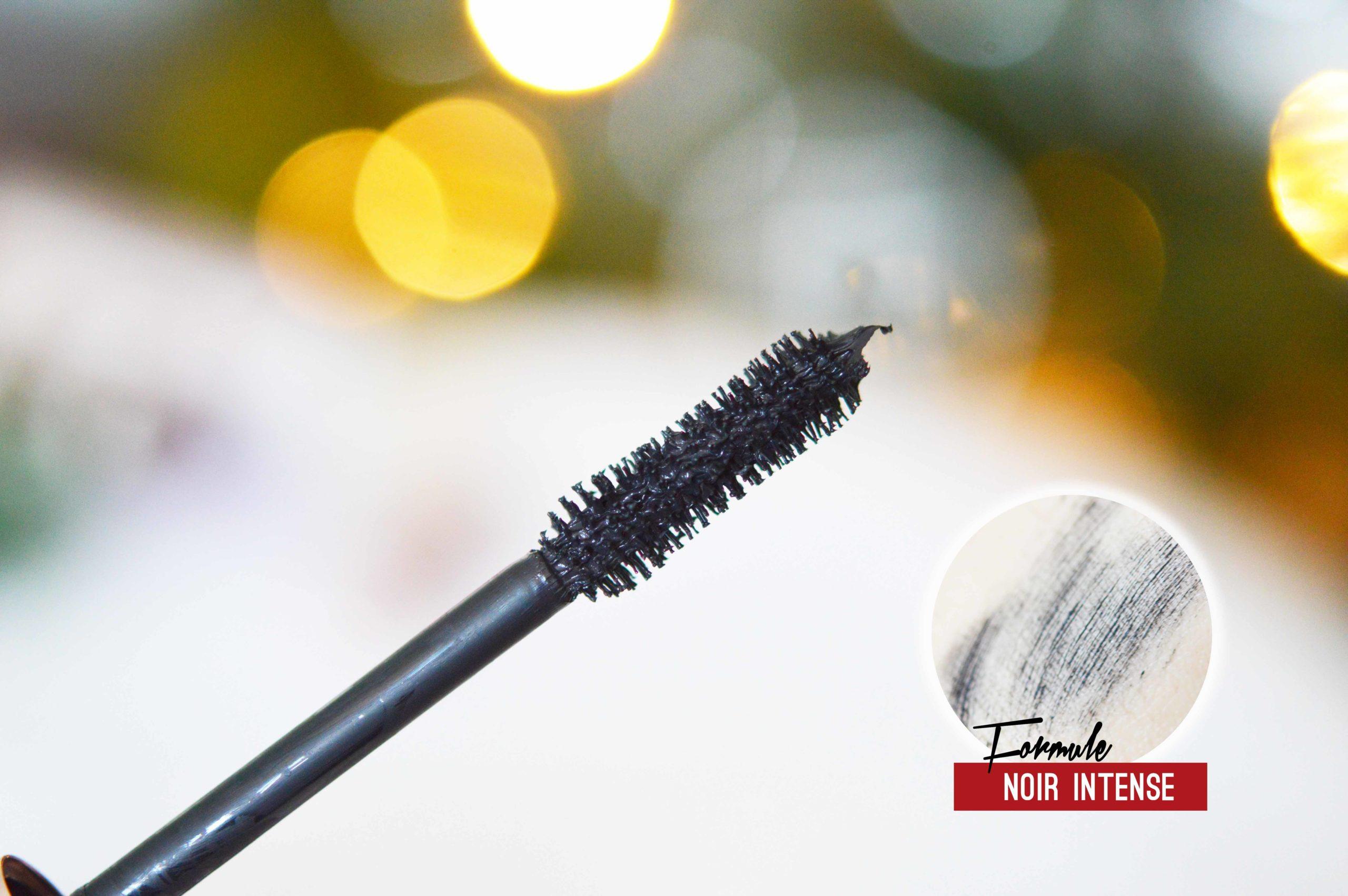 Zoom sur la brosse du mascara Lash Paradise de L'Oréal